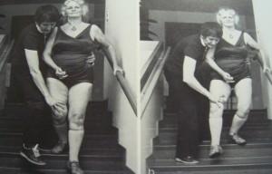 上下樓梯訓練